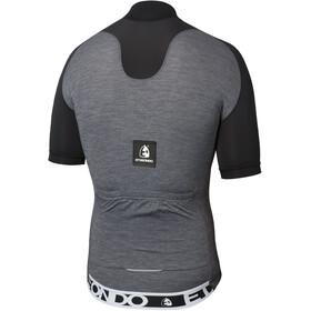 Etxeondo Lurra SS Jersey Men Black/Grey